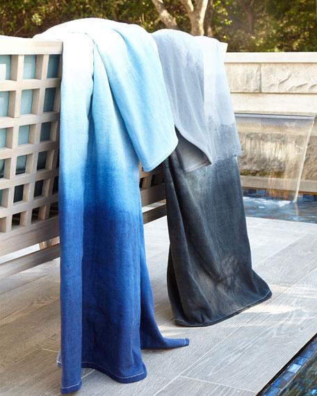 Michael Aram Dip Dye Ombre Beach Towel