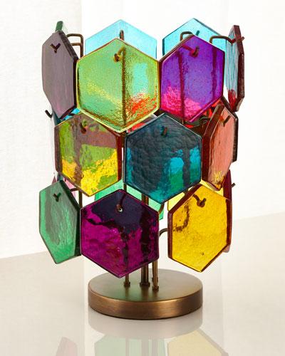 Kaleidoscope Table Lamp