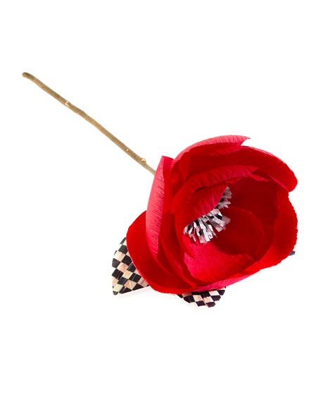 Power Posy Decoration, Red