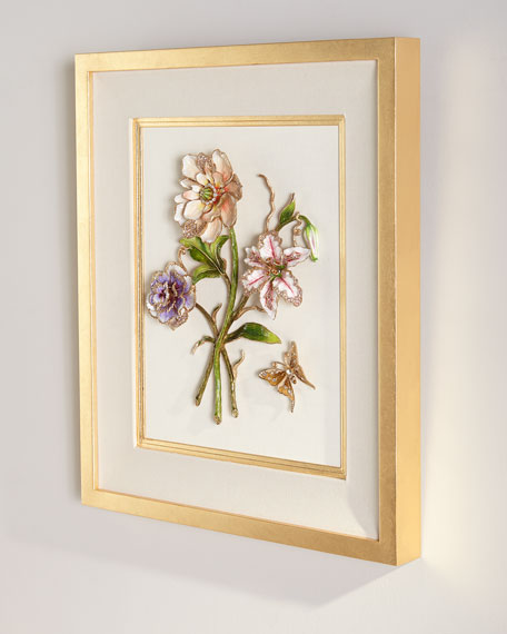 Bouquet Wall Art