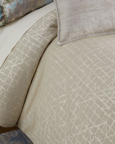 Chevrille Queen Duvet
