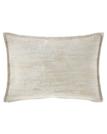Fino Lino Linen & Lace Inessa Chaise Decorative