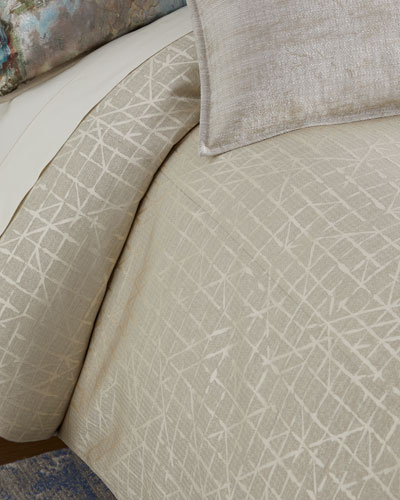 Chevrille King Duvet