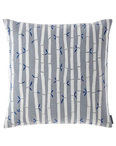 Oriental Bamboo Pillow
