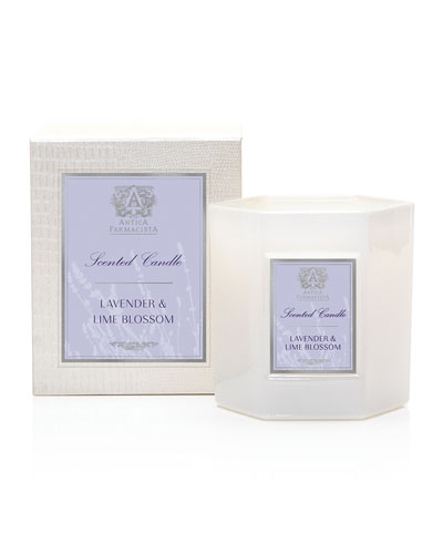 Lavender and Lime Blossom Candle  9 oz. / 255g