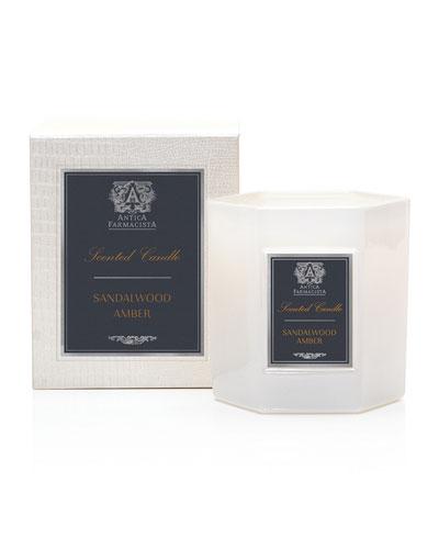 Sandalwood Amber Candle  9 oz. / 255g