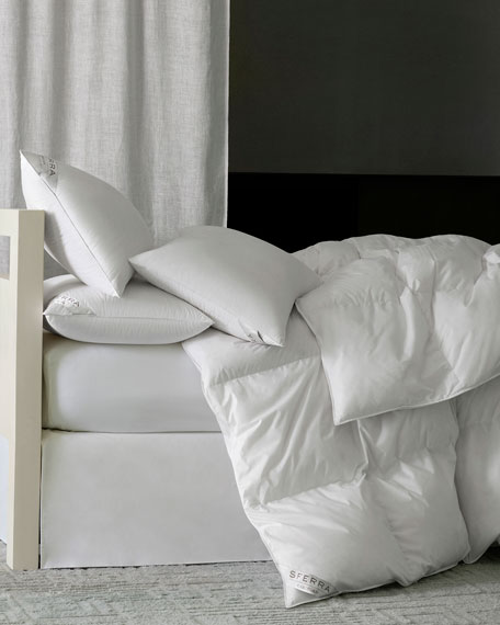 800-Fill European Down Heavy Weight King Duvet