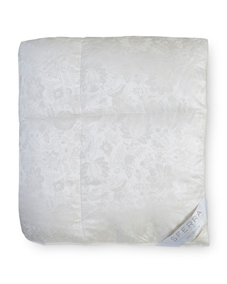 900-Fill Canadian Down Heavy Weight King Duvet