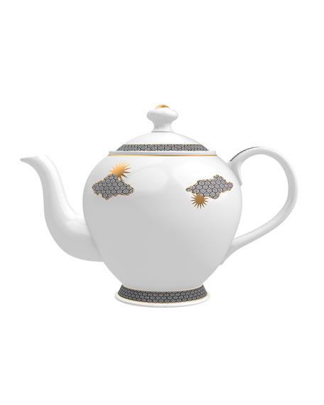 Memo Paris Grapefruit from Inle Candle in Tea