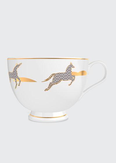 Tea Cup Candle Mint  2 x 4 oz./ 120 g