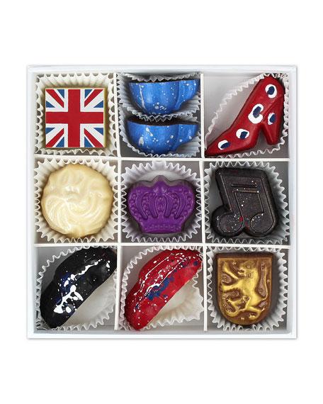 Maggie Louise London Calling Chocolate Gift Box