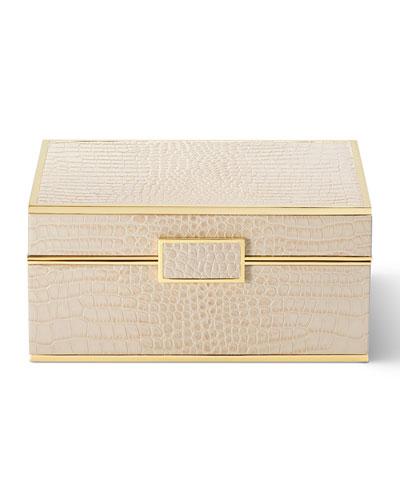 Classic Croc Small Jewelry Box