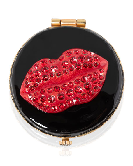 Jay Strongwater Lip Compact