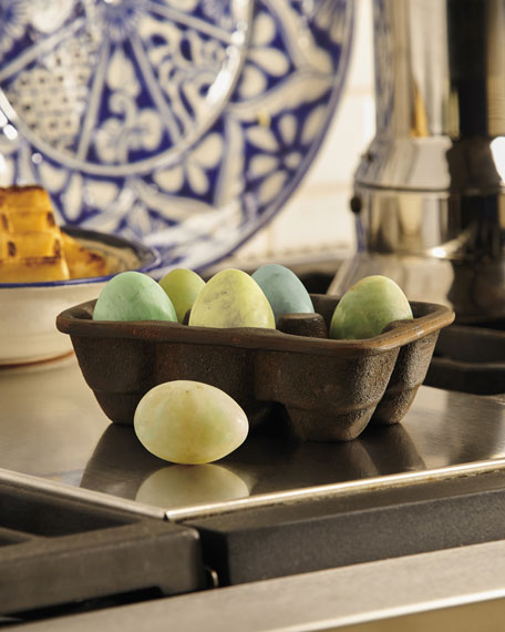 La Canasta de Huevos Carton of 6 Eggs