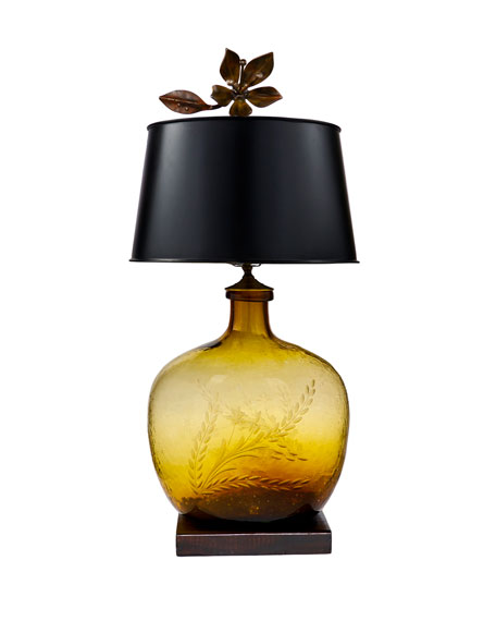 Jan Barboglio El Cuadro de Pepita Table Lamp