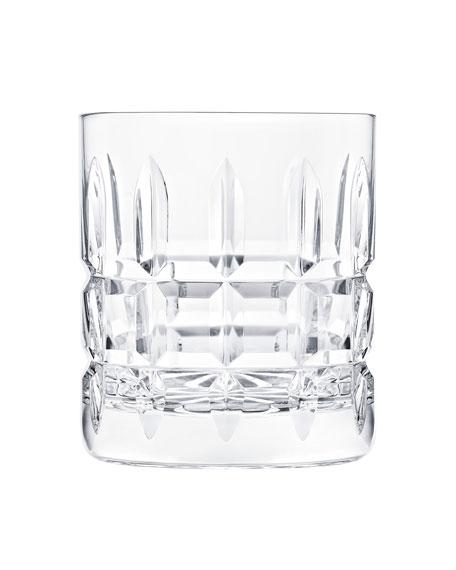 Manhattan Double Rock Glass