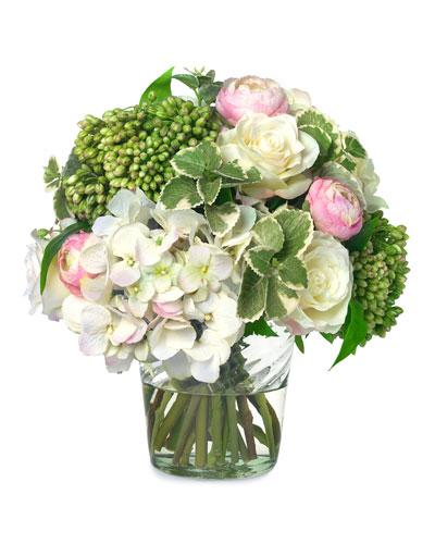 Oregano Floral Arrangement