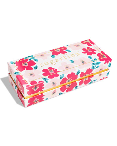 Floral 3-Piece Candy Bento Box
