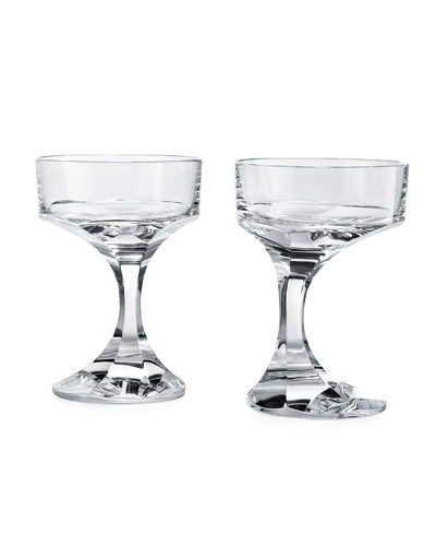 Narcisse Coupes  Set of 2