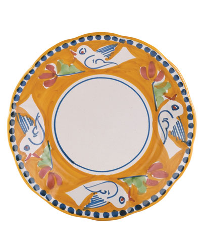 Uccello Salad Plate
