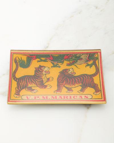Cats & Dragon Tray