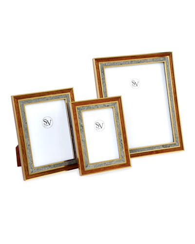 Madagascar Double Picture Frame  5 x 7