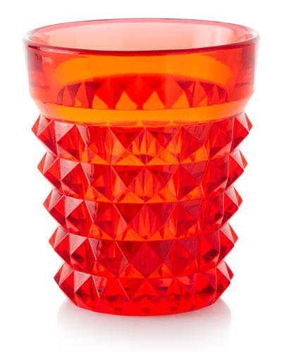 Palazzo Acrylic Tumbler  Red