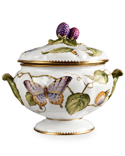 Butterfly Covered Dish