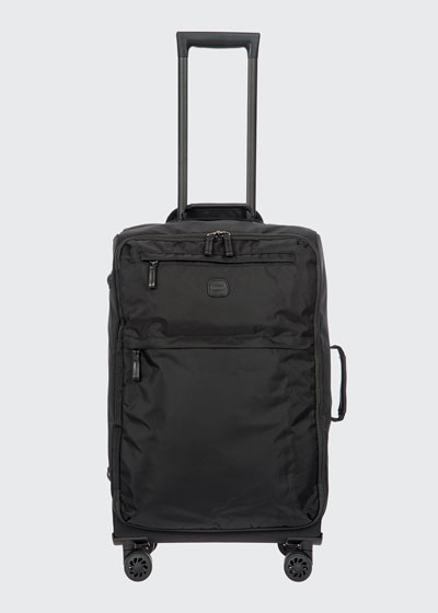 Black X-Bag 25 Spinner Luggage