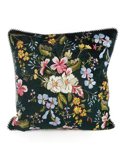 Veronica Garden Pillow
