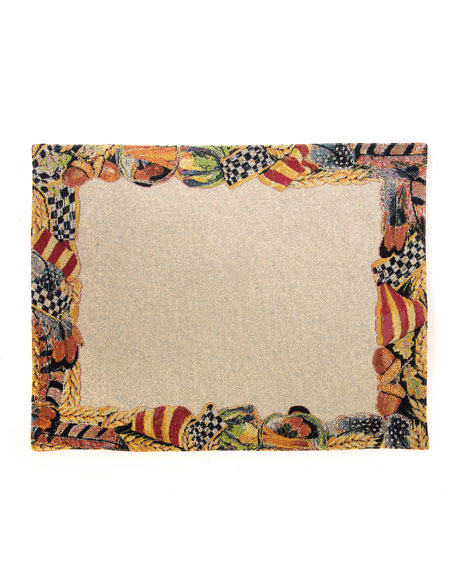 Image 1 of 1: Pheasant Run Placemats, Set of 4