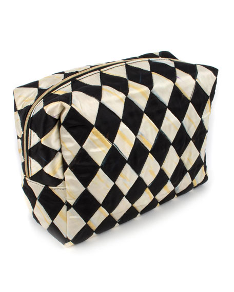 Harlequin Large Cosmetic Bag
