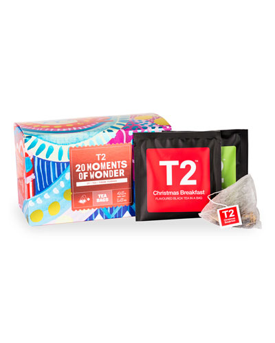 20 Moments of Wonder Christmas 2019 Tea Collection