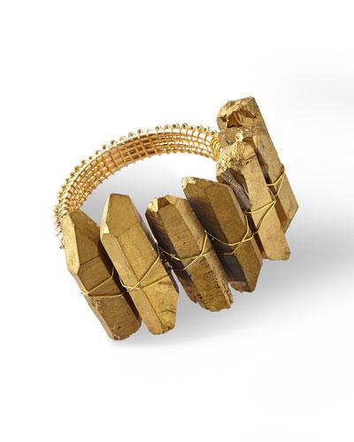 Radiant Napkin Ring