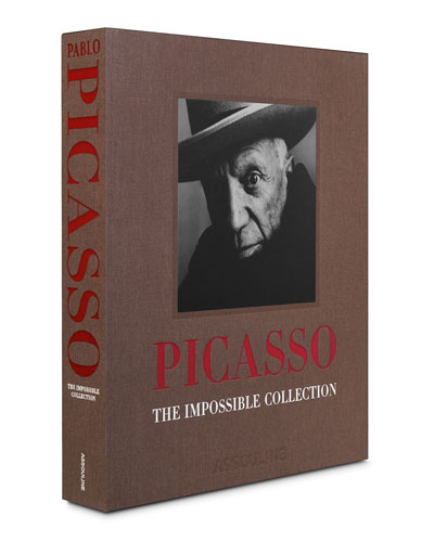 Pablo Picasso: The Impossible Collection Book