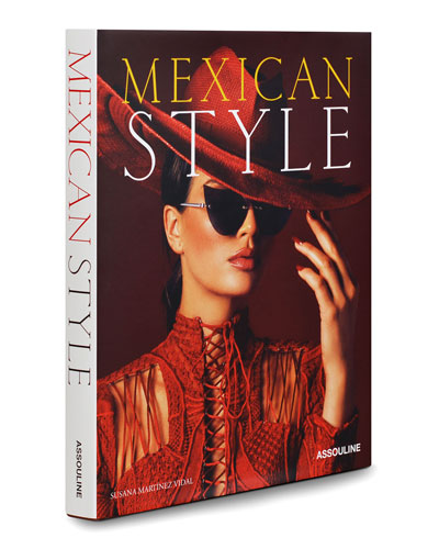 Mexican Style Book by Susana M. Vidal