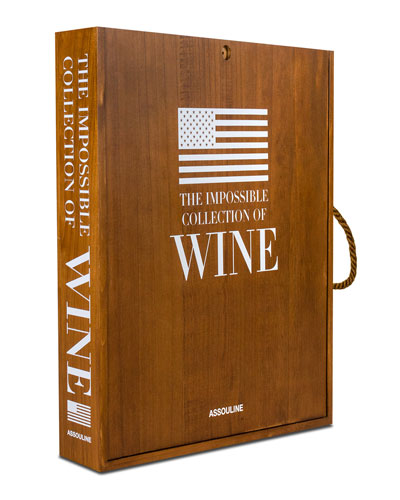 The Impossible Collection of American Wine Book