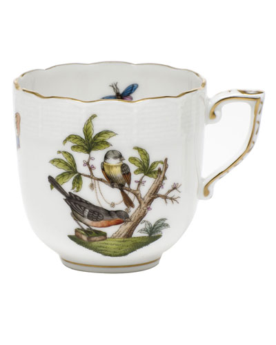 Rothschild Bird Motif 02 Mocha Cup
