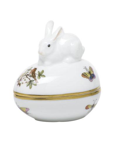 Rothschild Bird Egg Bonbon with Bunny