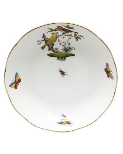 Rothschild Bird Motif 06 Mocha Saucer