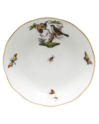 Rothschild Bird Motif 12 Mocha Saucer