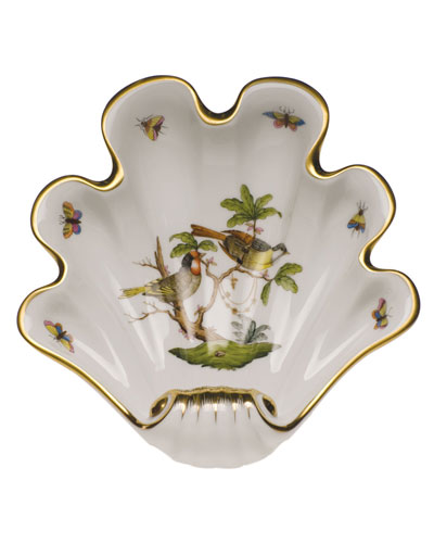Rothschild Bird Large Shell Dish
