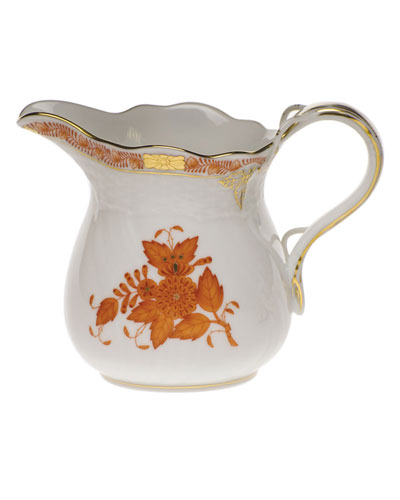 Chinese Boutique Rust Creamer