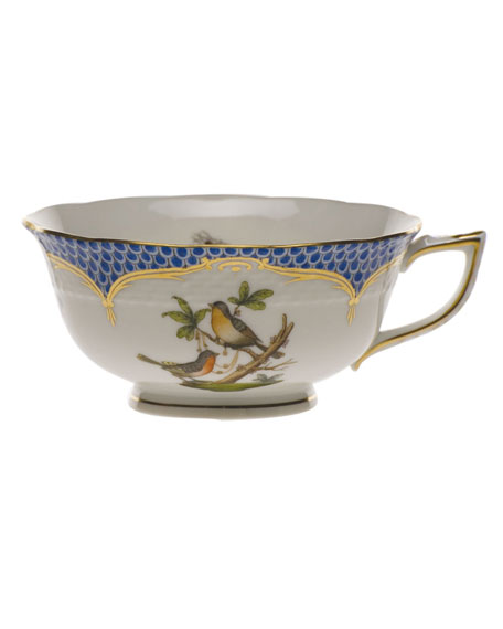 Rothschild Blue Motif 08 Tea Cup