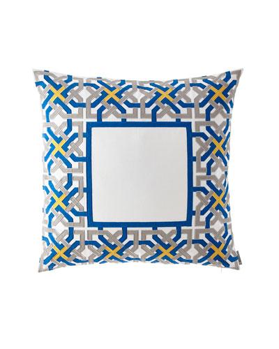 Mod European Pillow