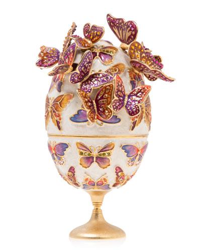 Butterfly Egg Objet