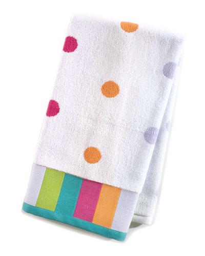 Trampoline Dot Hand Towel
