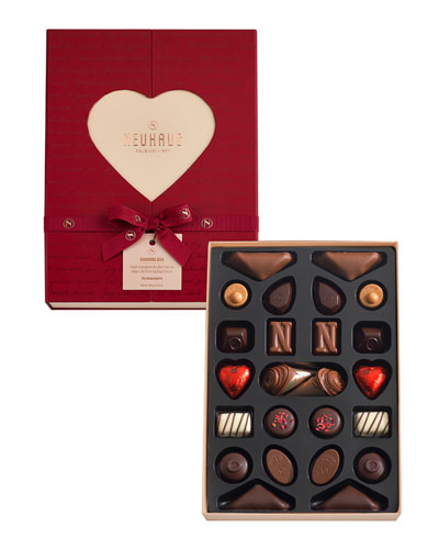 The Neuhaus 24-Piece Chocolate Sharing Box