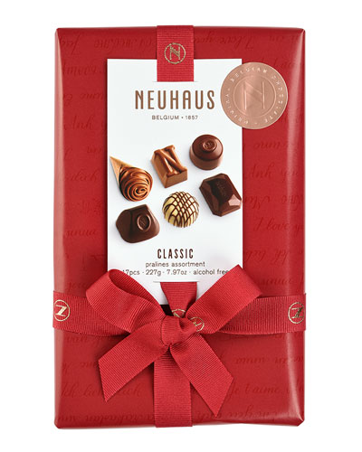 17-Piece Classic Praline Assortment