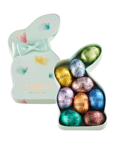 10-Piece Green Little Bunny Boxes